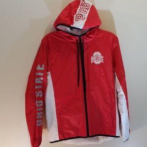 Pink by Victoria Secret Ohio state Coat jacket